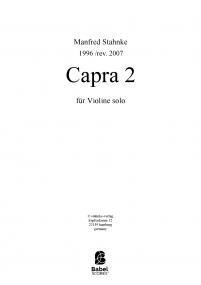 Capra 2