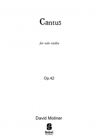 Cantus image