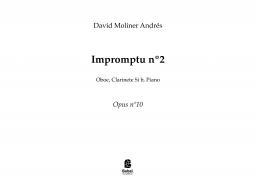 Impromptu II op.10
