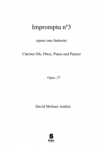 Impromptu III quasi una fantasia