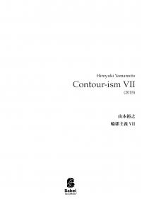 Contour-ism VII