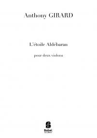 L'étoile Aldébaran
