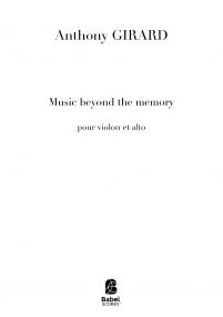 Music beyond the memory