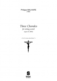 Three Chorales  image