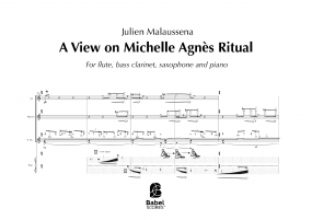 A view on Michelle Agnes Ritual
