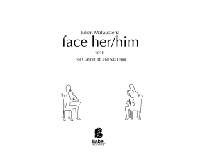 Face her/him