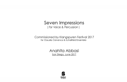 Seven Impressions image