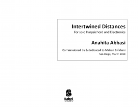 Intertwined Distances