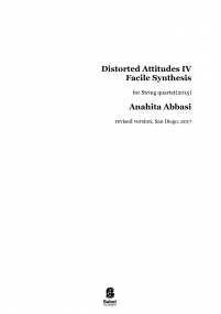 Distorted Attitudes IV-