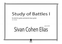 Study of Battles I