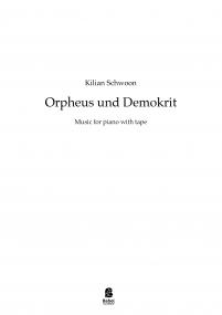 Orpheus und Demokrit