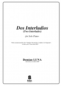Dos Interludios