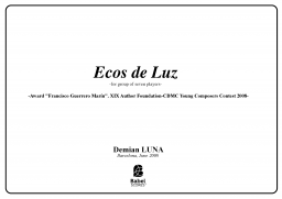 Ecos de Luz (Echoes of Light)
