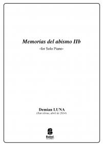 Memorias del Abismo IIb
