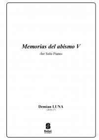 Memorias del Abismo V