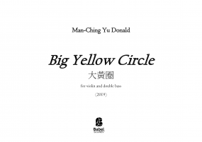 Big Yellow Circle  image
