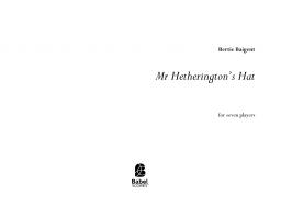 Mr Hetherington's Hat