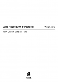 Lyric Pieces (with Barcarolle) image