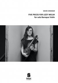 Five Pieces for Lizzy Welsh image