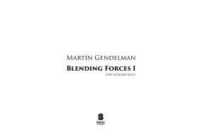 Blending Forces I