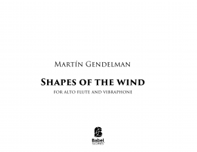 Shapes of the wind