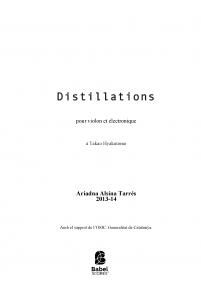 Distillations image
