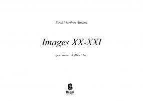 Images XX-XXI