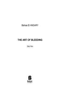 The Art of Bleeding