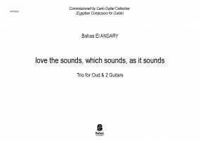 love the sounds, which sounds, as it sounds