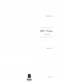1843 • Venice