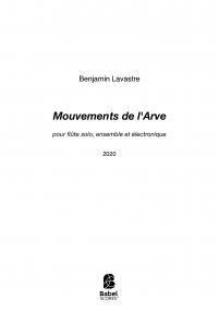 Mouvements de l'Arve