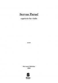 Servus Parus!