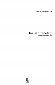 Indiscriminately
