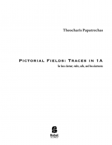 Pictorial Fields: Traces in 1A