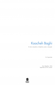 Koocheh Baghi
