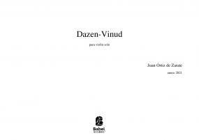 Dazen-Vinud