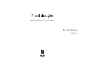 Plural thoughts