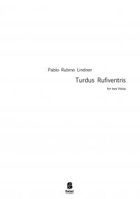 Turdus Rufiventris
