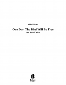 One Day, The Bird Will Be Free image