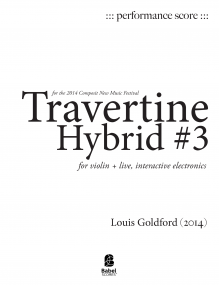 Travertine Hybrid #3