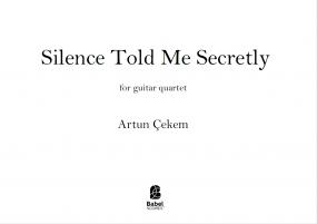 Silence Told Me Secretly