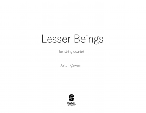 Lesser Beings image