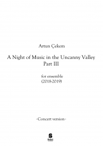 A Night of Music in the Uncanny Valley, Part III