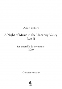 A Night of Music in the Uncanny Valley, Part II image