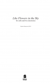 Like Flowers in the Sky image