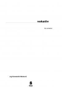 Vokativ