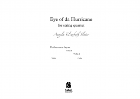Eye o da hurricane