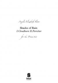 Shades of Rain