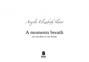 a Moments breath
