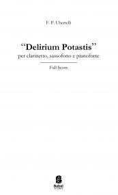 Delirium Potastis